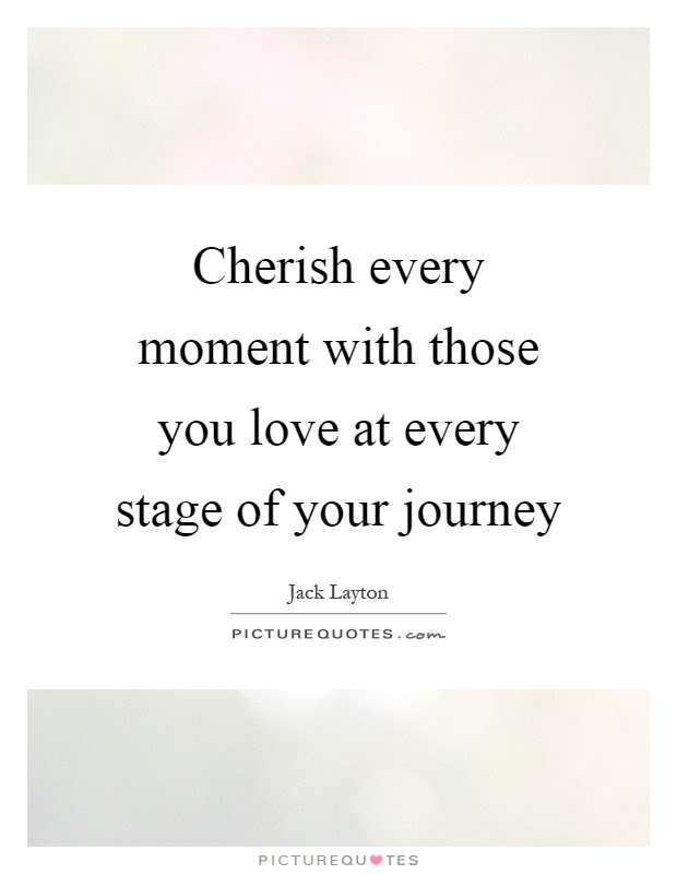 Cherish Every Moment With Those You Love At Every Stage Of Your