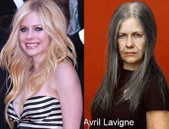 Avril Lavigne 60