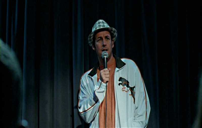 Funny People Class Adam Sandler