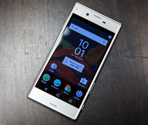 Download Sony Xperia XZ User Guide Manual Free