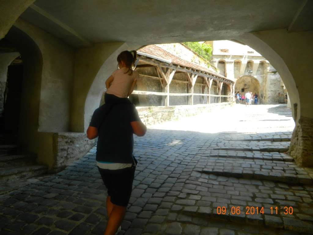 jurnal calatorie Sighisoara