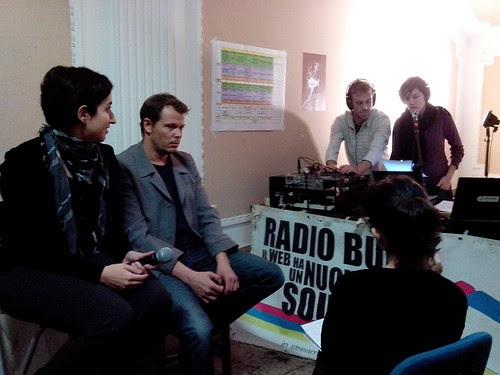 In diretta radio #CostruireCultura by Ylbert Durishti