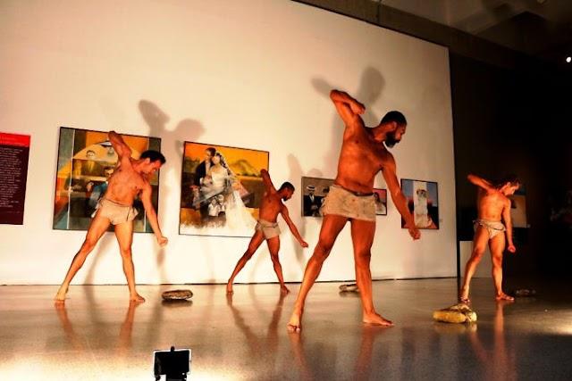Danza, fuerza y vigor en la Galería de Arte Nacional