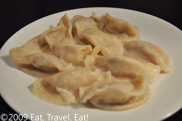Cooked Sinbala Dumplings