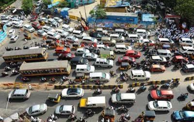 Image result for Traffic diversion for Vaikunta Ekadasi