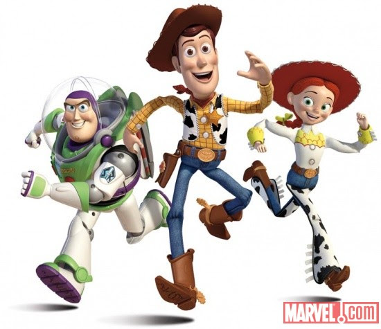 Marvel e Pixar