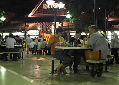 Singapore: Newton Food Centre
