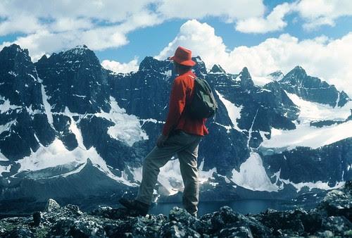 Myron Plooster Canadian Rockies