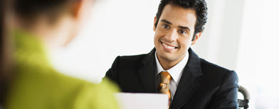 Job interview in progress (Thinkstock)