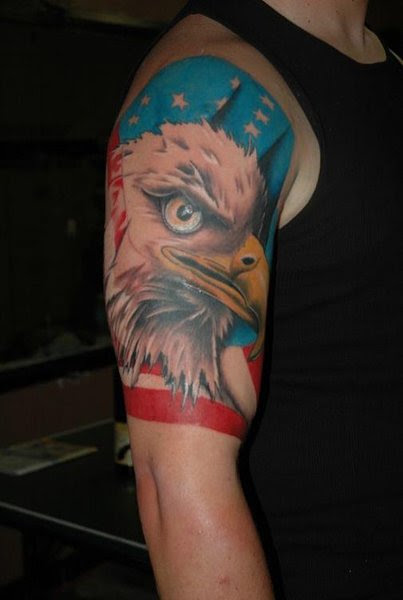 american flag tattoos for men. mexican american flag tattoos. mexican american flag tattoos.