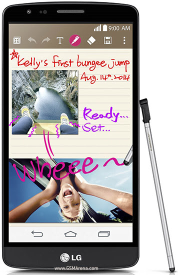 Harga LG G3 Stylus Dengan Spesifikasi Android KitKat