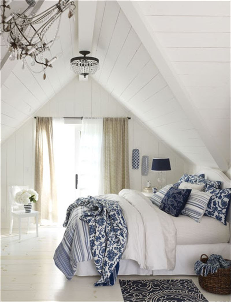 Decorating Your Home With Classic Blue And White - Toledo ...