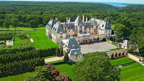 Oheka Castle is currently a historic hotel with 32 guest