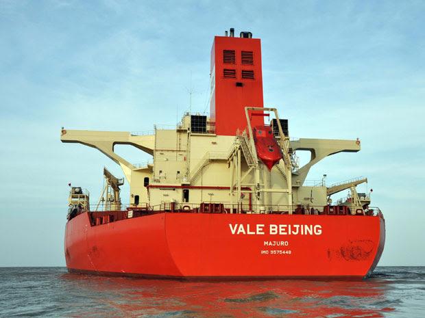 cargueiro maranhão vale (Foto: Biaman Prado/Futura Press)