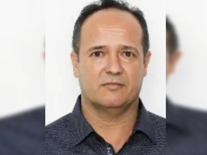 BRASIL: PREFEITO ELEITO NA ÚLTIMA ELEIÇÃO MORRE DE COVID-19 AOS 49 ANOS