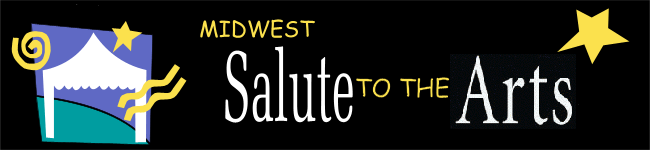 Image result for midwest salute to the arts logo