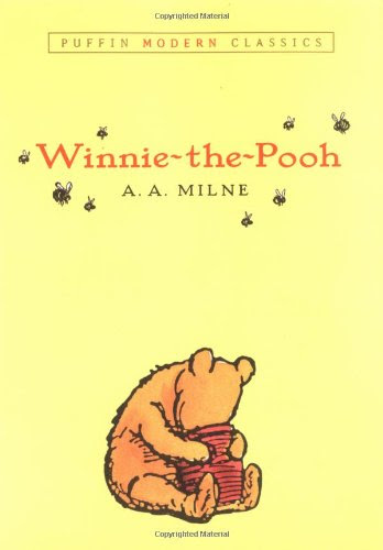 Winnie-the-Pooh, part of list of chapter books for preschoolers