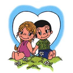 L'amore è ... # 57 (1995)