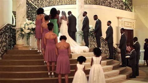 Maria   Quintin 2014 Wedding Ceremony   YouTube