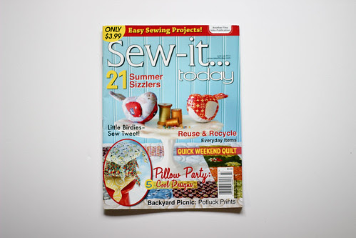 Sew-it... Today - Issue 4 by Jeni Baker