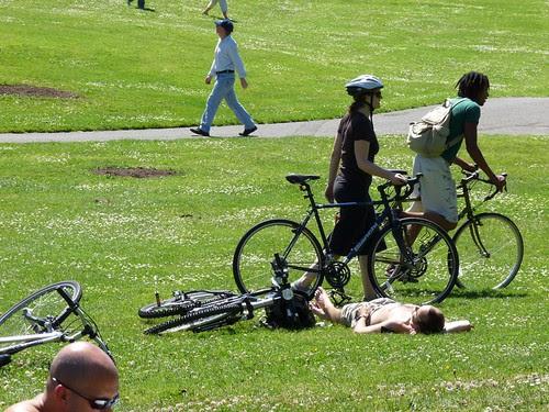 Lawn Bikes