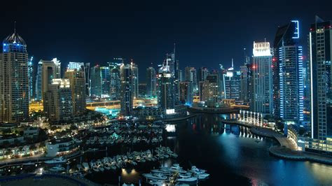 full hd wallpaper dubai marina amazing skyscrapers