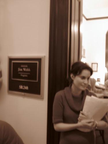 Webb's Office, Helpful Staff