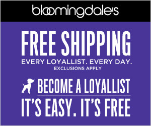 Bloomingdale's Friends & Family April 2016