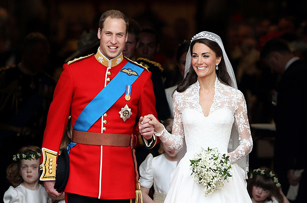 Royal wedding, prince william kate middleton