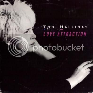 Toni Halliday - Love Attraction