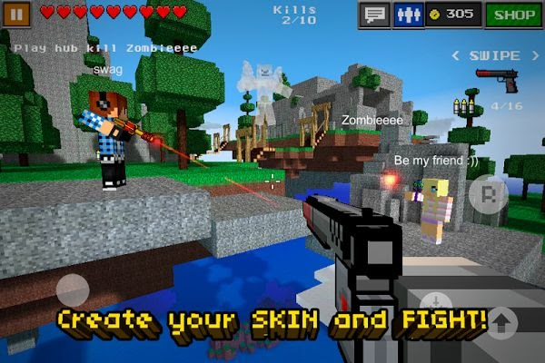 Minecraft Hack Apk Android 1 - Muat Turun 5