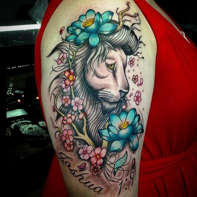 110 Best Wild Lion Tattoo Designs Meanings Choose Yours 2018
