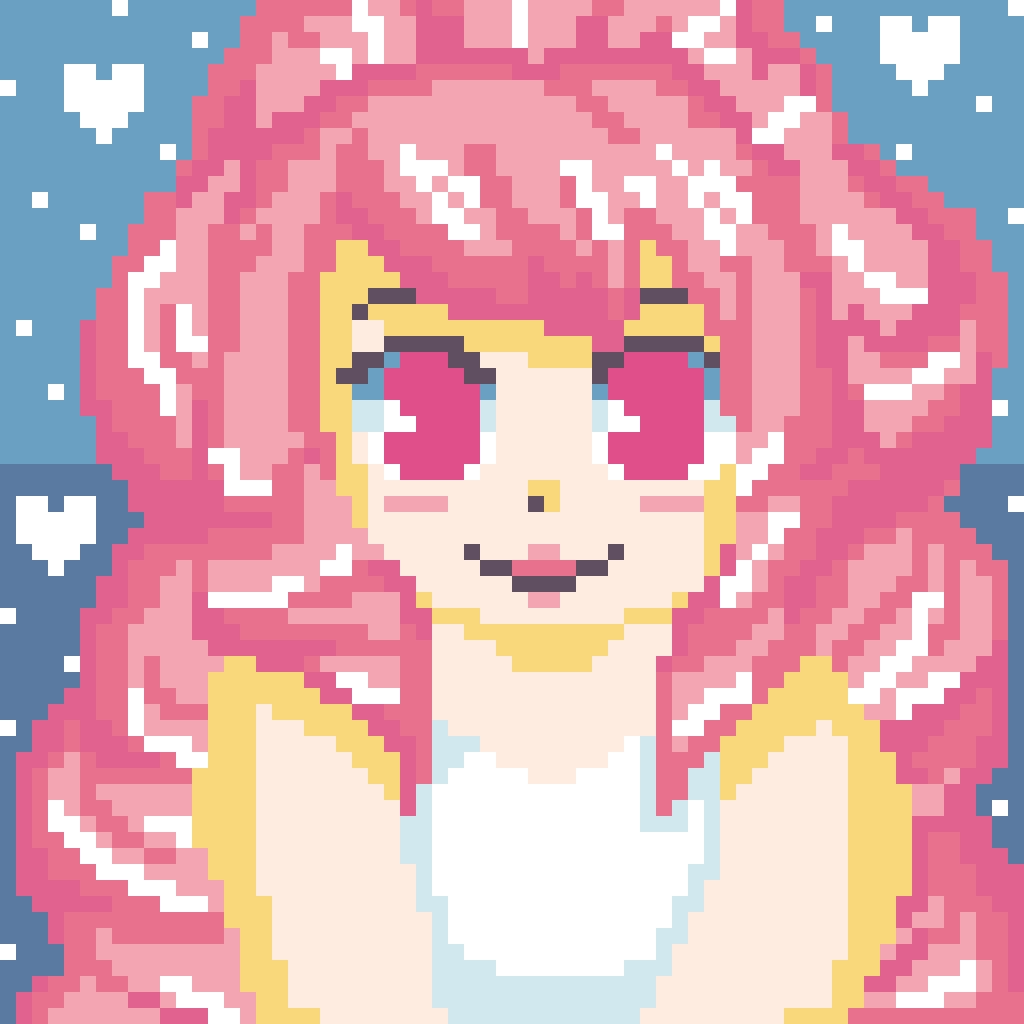 Rose Quartz [PixelArt]