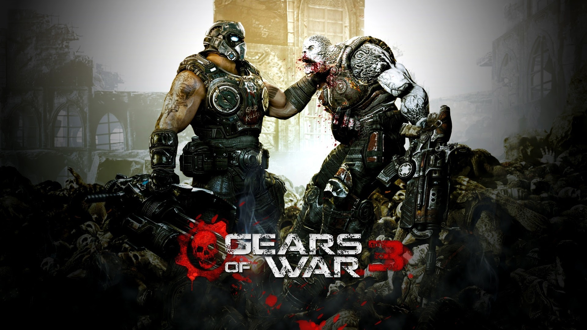 Gears Of War Hd Wallpaper 76 Images