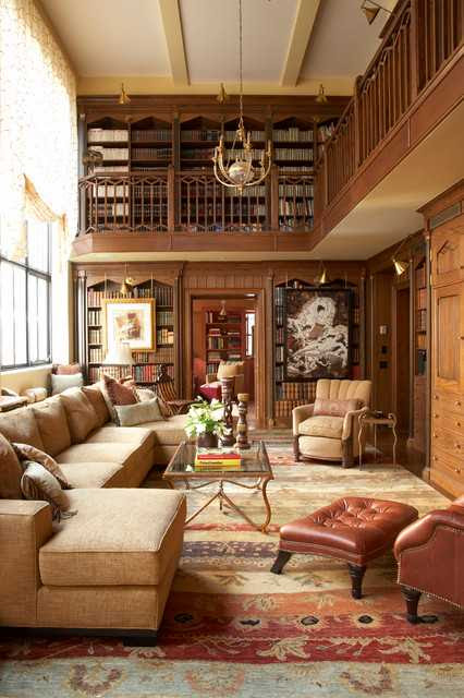 16 Classic Traditional Living Room Designs For The Whole ...