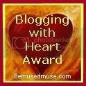 Blogging with Heart Award