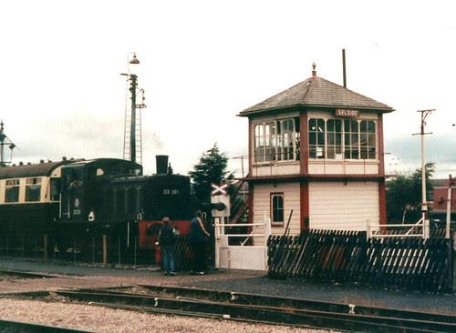 Selside Signal Box