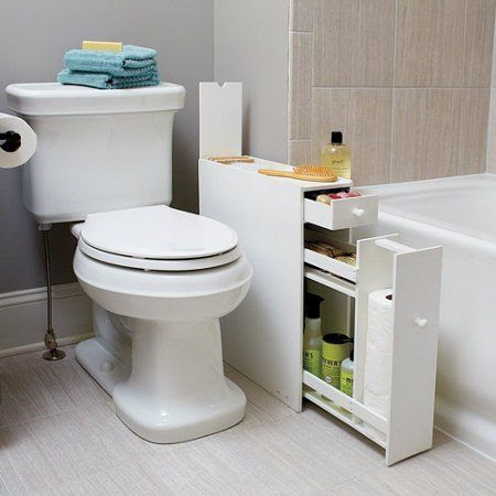 Bathroom storage for small spaces : News