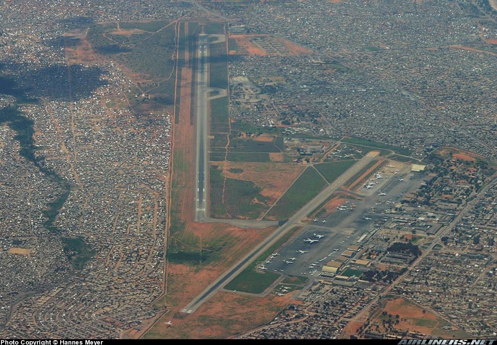 Luanda - 4 de Fevereiro Airport