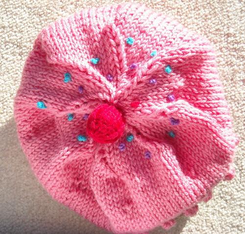 Pattern #29 - Cupcake Hat