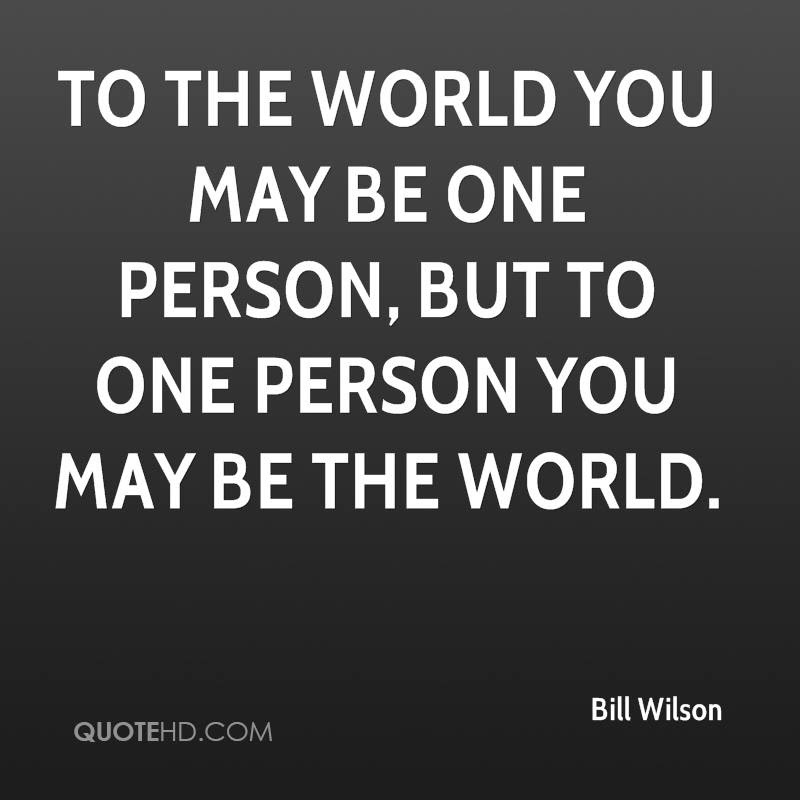 Bill Wilson Quotes Quotehd