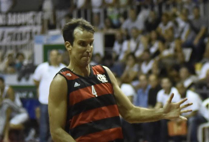 Vasco Flamengo Basquete (Foto: André Durão)
