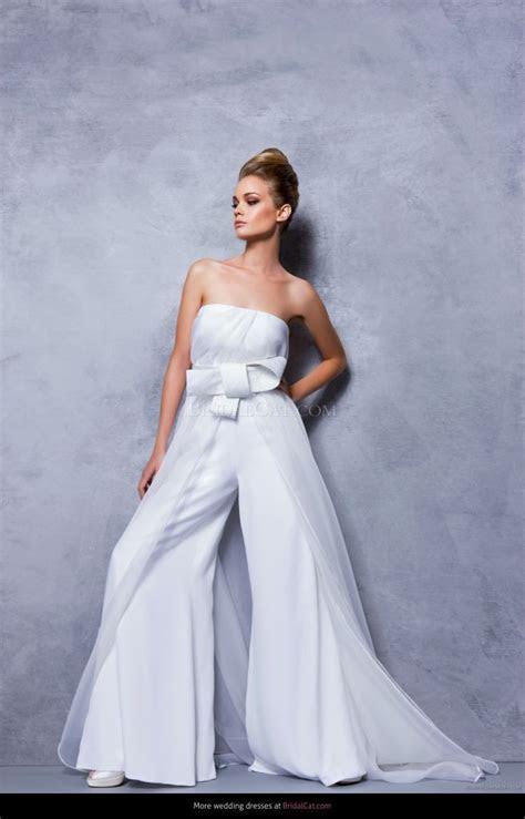 wedding dress alternatives bridal pant suits diy