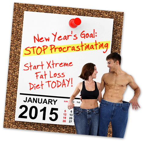 Start Xtreme Fat Loss Diet Today!