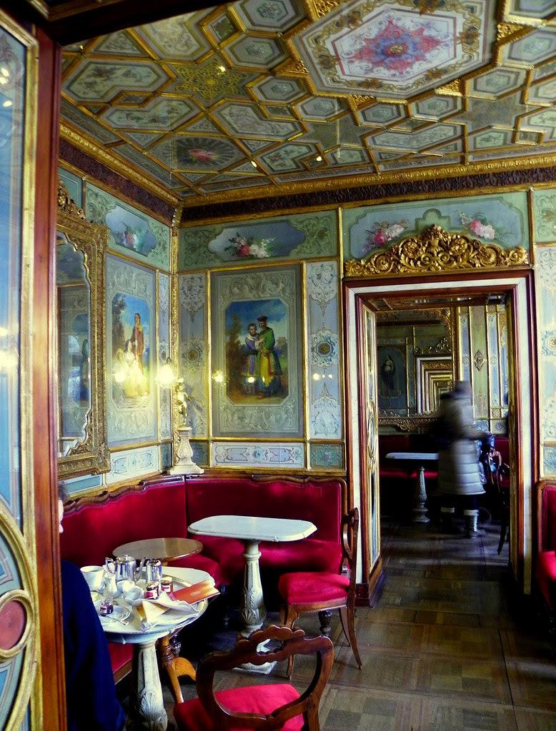 Caffè alla Venezia trionfante (Caffè Florian)