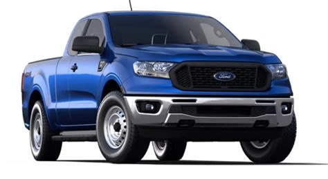 ford ranger xl specs concept  review release