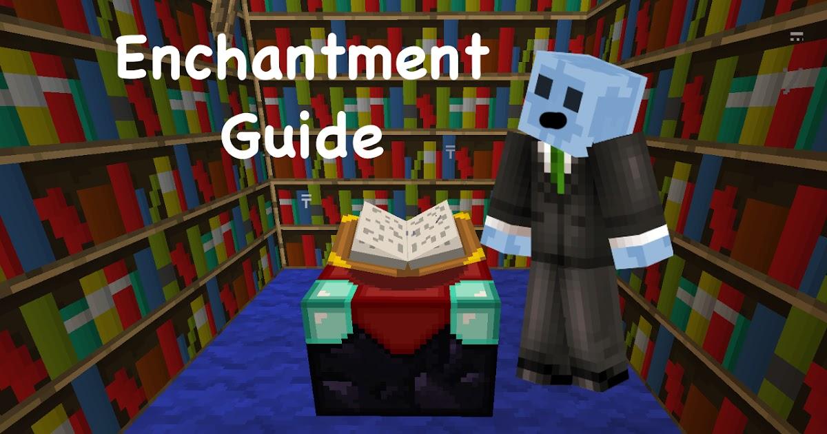Minecraft Book Of Enchantment - Muat Turun 3