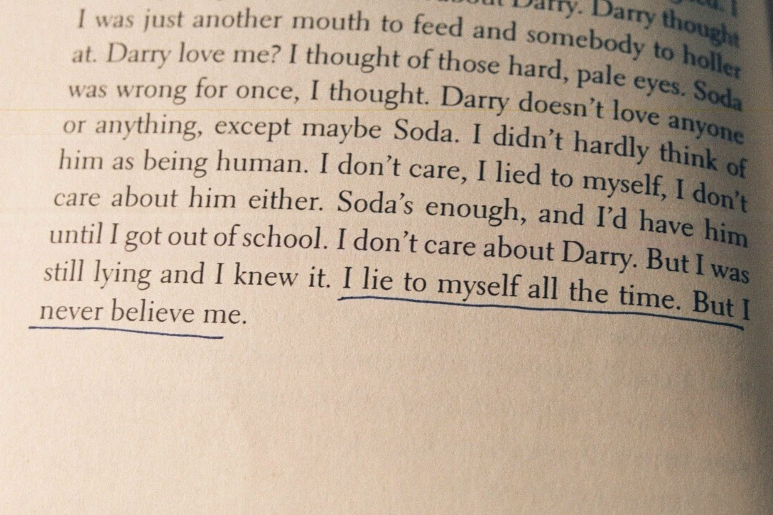 Quotes From The Outsiders With Page Numbers. QuotesGram