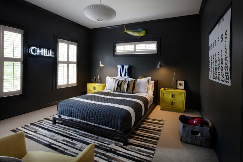 Black And White Bedding Ideas For Classic But Stylish Bedrooms