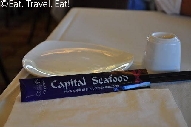 Capital Seafood Chopstick